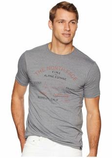 The North Face Short Sleeve Tri-Blend Edge To Edge Bear Tee