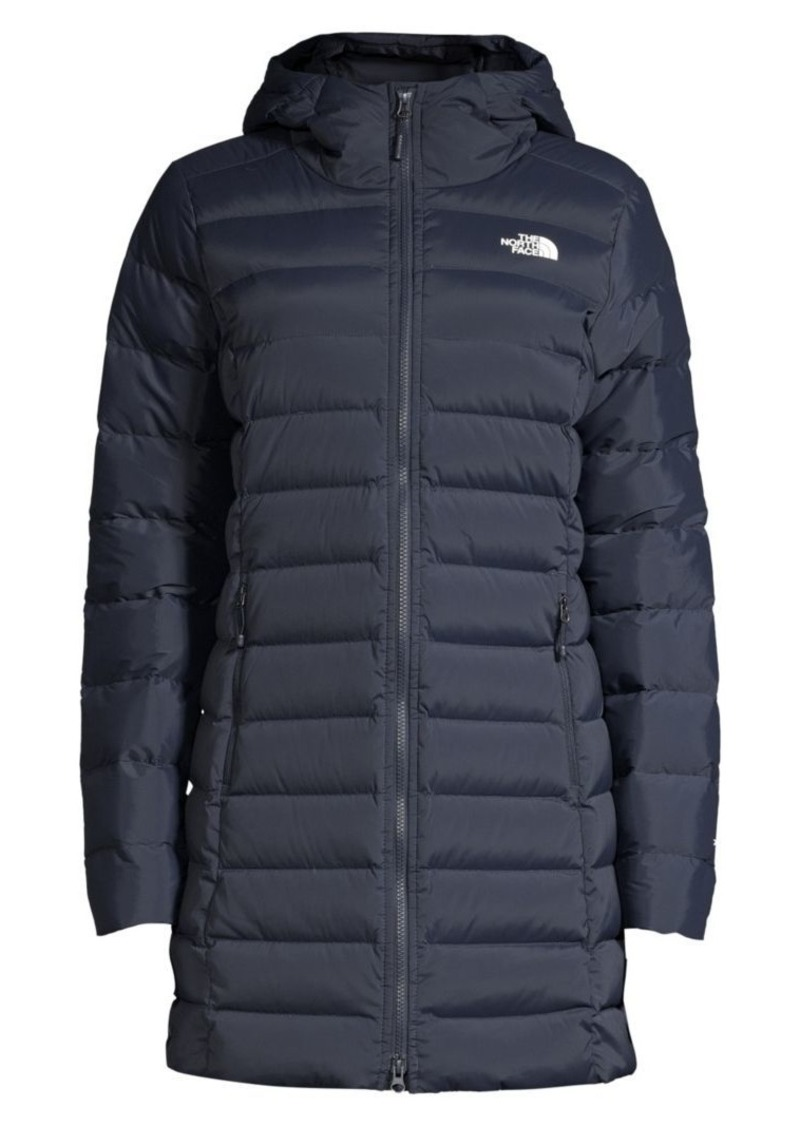 The North Face Slim-Fit Stretch Nylon-Blend Down Puffer Parka