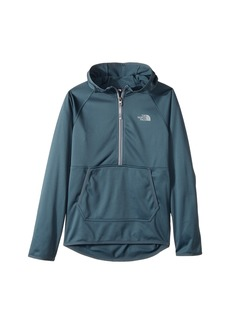 The North Face Tech Glacier 1/4 Zip Hoodie (Little Kids/Big Kids)