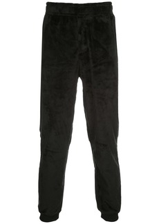 The North Face textured tapered track pants