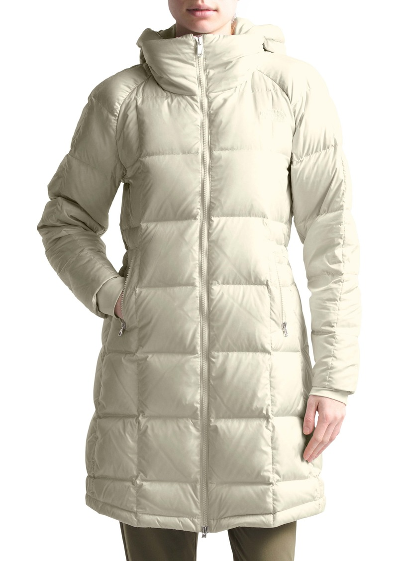 The North Face Acropolis Water Repellent 550 Fill Power Down Parka