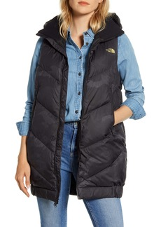 The North Face Albroz Hooded Down Vest