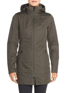 The North Face 'Ancha' Hooded Waterproof Parka
