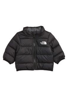 The North Face Andes Reversible Water Repellent 550 Fill Power Down Puffer Jacket (Baby)