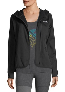 The North Face Arcata Zip-Front Long-Sleeve Performance Jacket