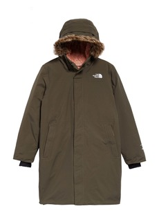 The North Face Arctic Swirl Waterproof 550 Fill Power Down Parka
