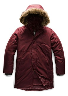 The North Face Arctic Swirl Waterproof 550 Fill Power Down Parka (Big Girls)