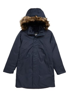 The North Face Arctic Swirl Waterproof 550-Fill-Power Down Parka (Big Girls)