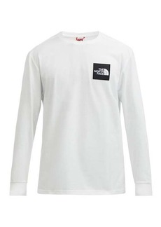 The North Face Boruda long-sleeved cotton-jersey T-shirt
