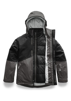 The North Face Boundary TriClimate® 3-in-1 Jacket (Big Boys)