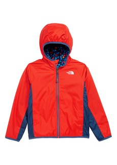 The North Face Breezeway Reversible Water Repellent Jacket (Toddler Boys & Little Boys)