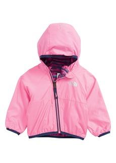 The North Face Breezeway Reversible Water Repellent Windbreaker Jacket (Baby Girls)