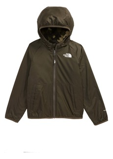 The North Face Breezeway Reversible Water Repellent Windproof Jacket (Toddler & Little Boy)