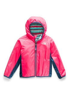 The North Face Breezeway Reversible Water Repellent Windproof Jacket (Toddler Girls & Little Girls)