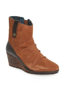 The North Face 'Bridgeton' Waterproof Wedge Bootie (Women)