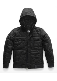 The North Face Camo Quilted Water Resistant Heatseeker™ Insulated Hooded Jacket (Big Boys)