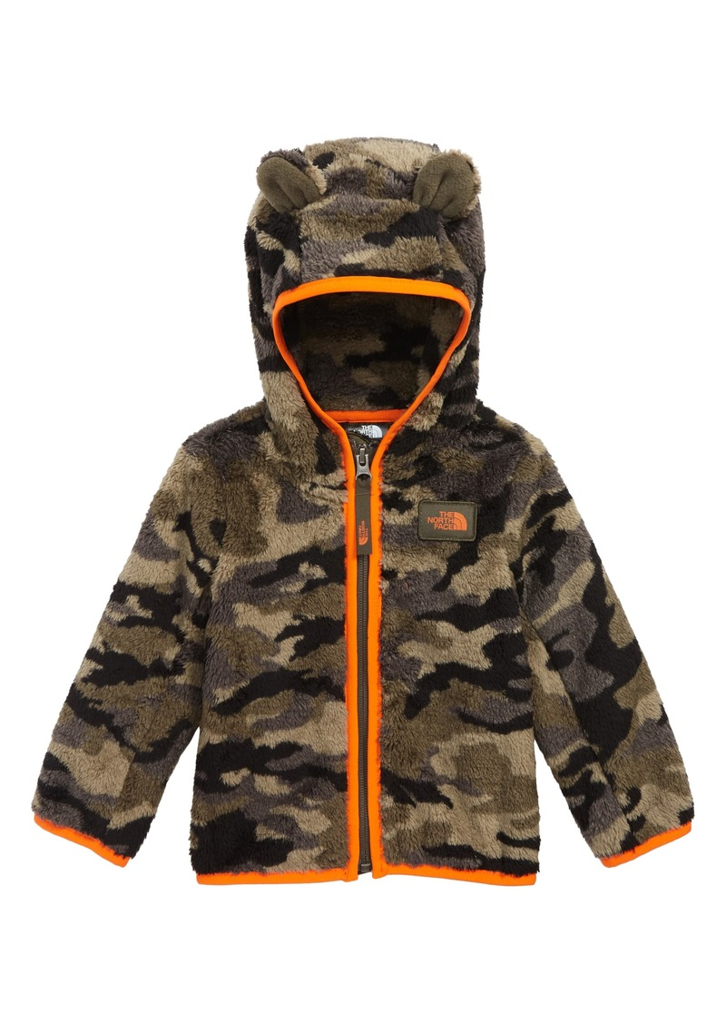 42c7502d8012 The North Face The North Face Campshire Bear Full Zip Hoodie (Baby)