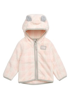 The North Face Campshire Bear Full Zip Hoodie (Baby Girls)