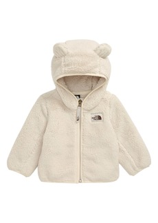The North Face Campshire Bear High Pile Fleece Zip Hoodie (Baby)