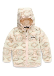 The North Face Campshire Fleece Hooded Jacket (Toddler Girls & Little Girls)