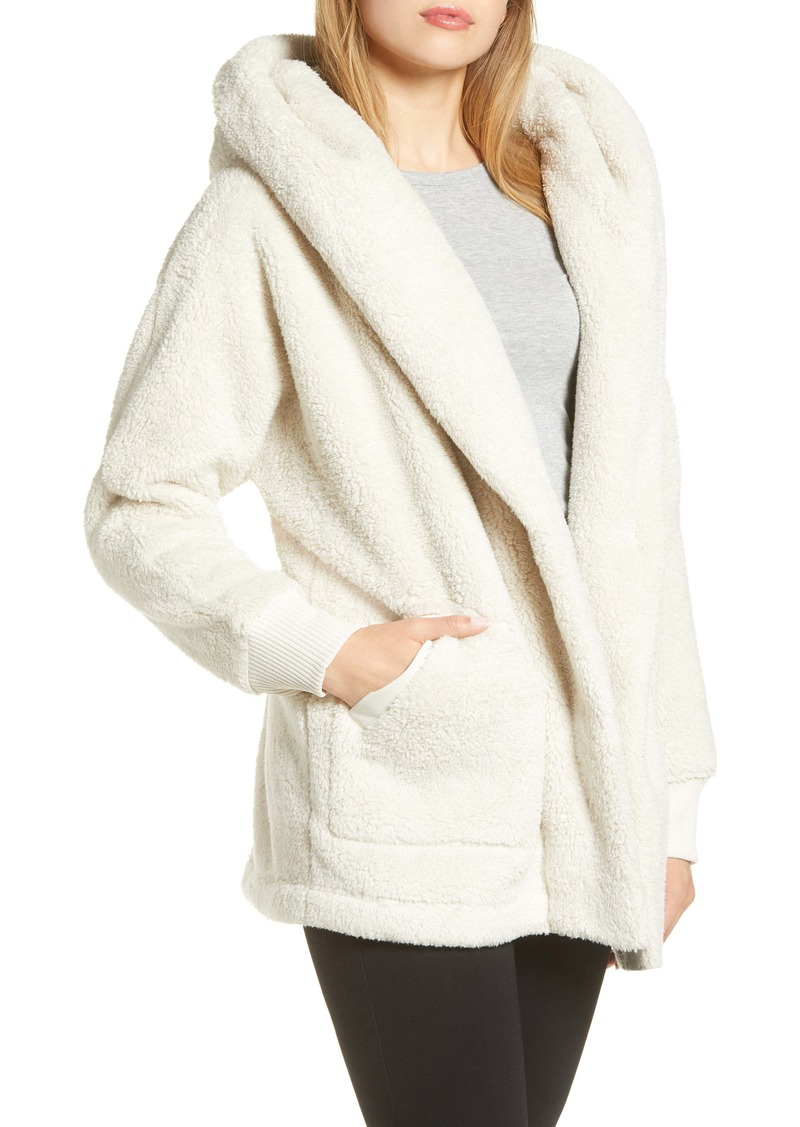 The North Face Campshire Fleece Wrap Jacket