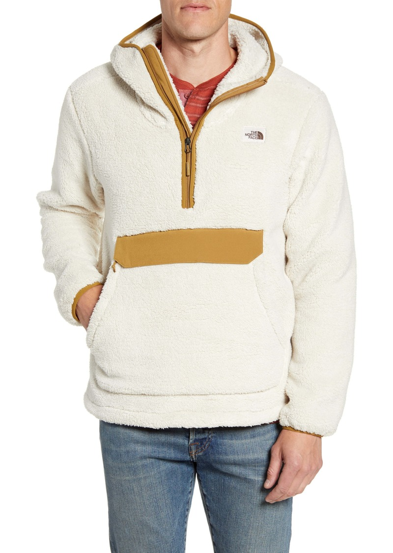 The North Face Campshire Faux Fur Pullover Hoodie