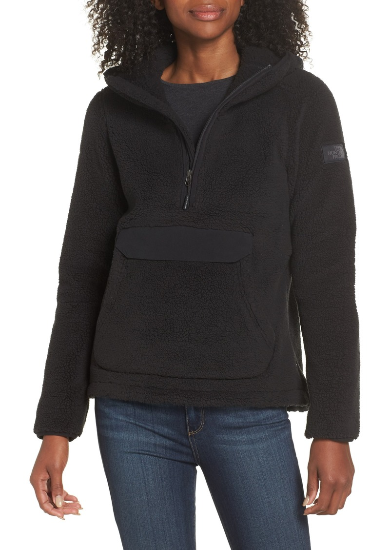 92b1b4bc42 The North Face The North Face Campshire High Pile Fleece Pullover ...