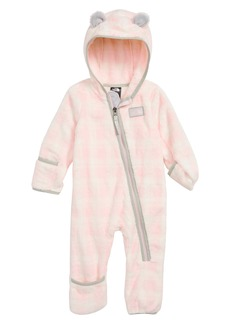 The North Face Campshire High Pile Fleece Romper (Baby Girls)