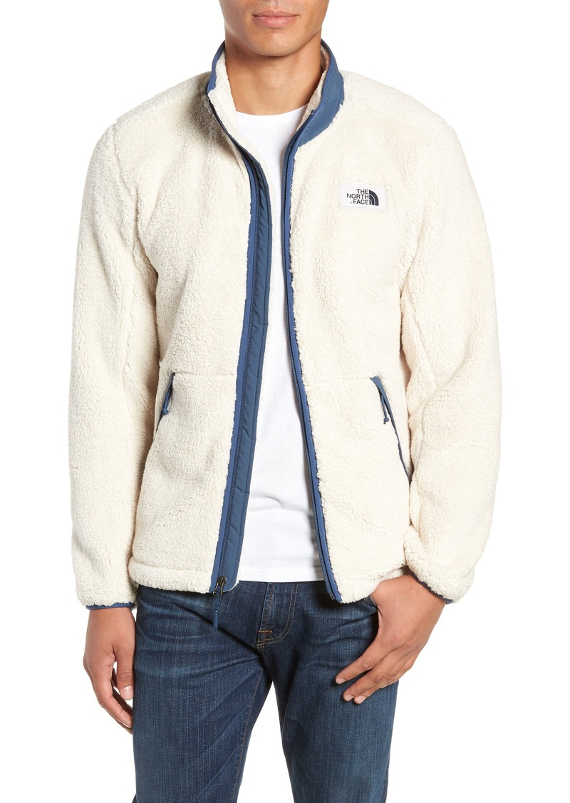 The North Face Campshire Zip Fleece Jacket