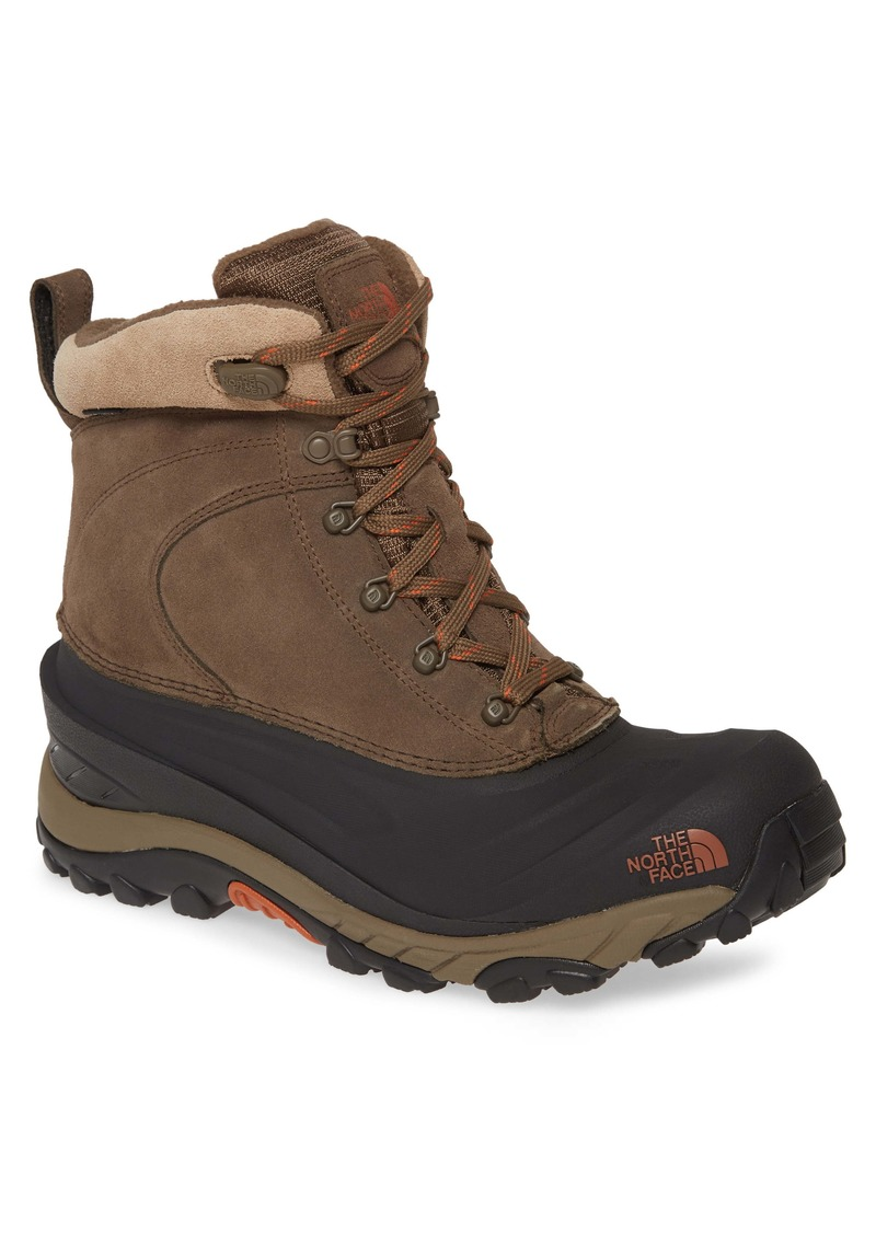 The North Face Chilkat III Waterproof Insulated Boot (Men)