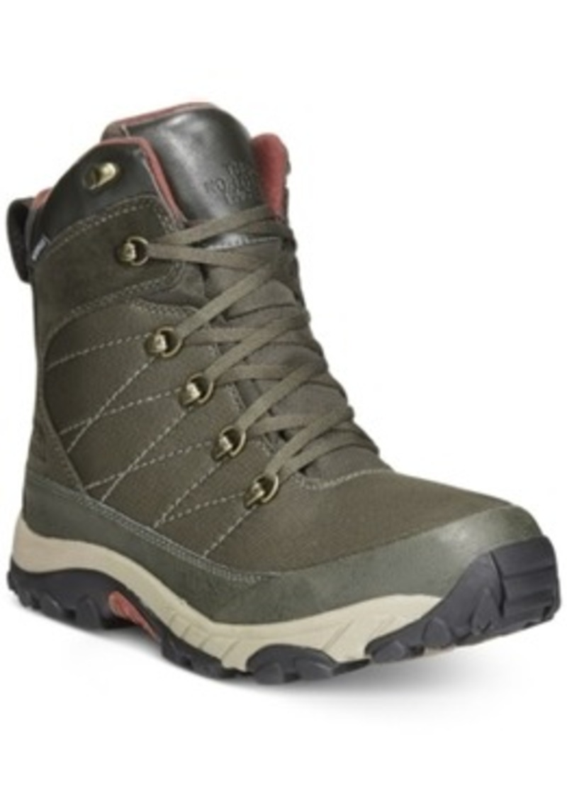 The North Face The North Face Chilkat Outdoor Boots Menu0026#39;s ...