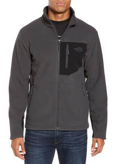 The North Face 'Chimborazo' Zip Front Fleece Jacket