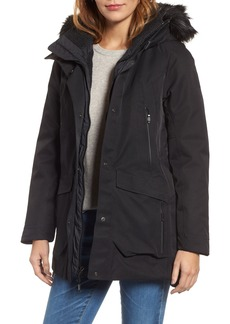 The North Face Cryos Gore-Tex® Tri-Climate PrimaLoft Gold Insulated Waterproof & Windproof Jacket