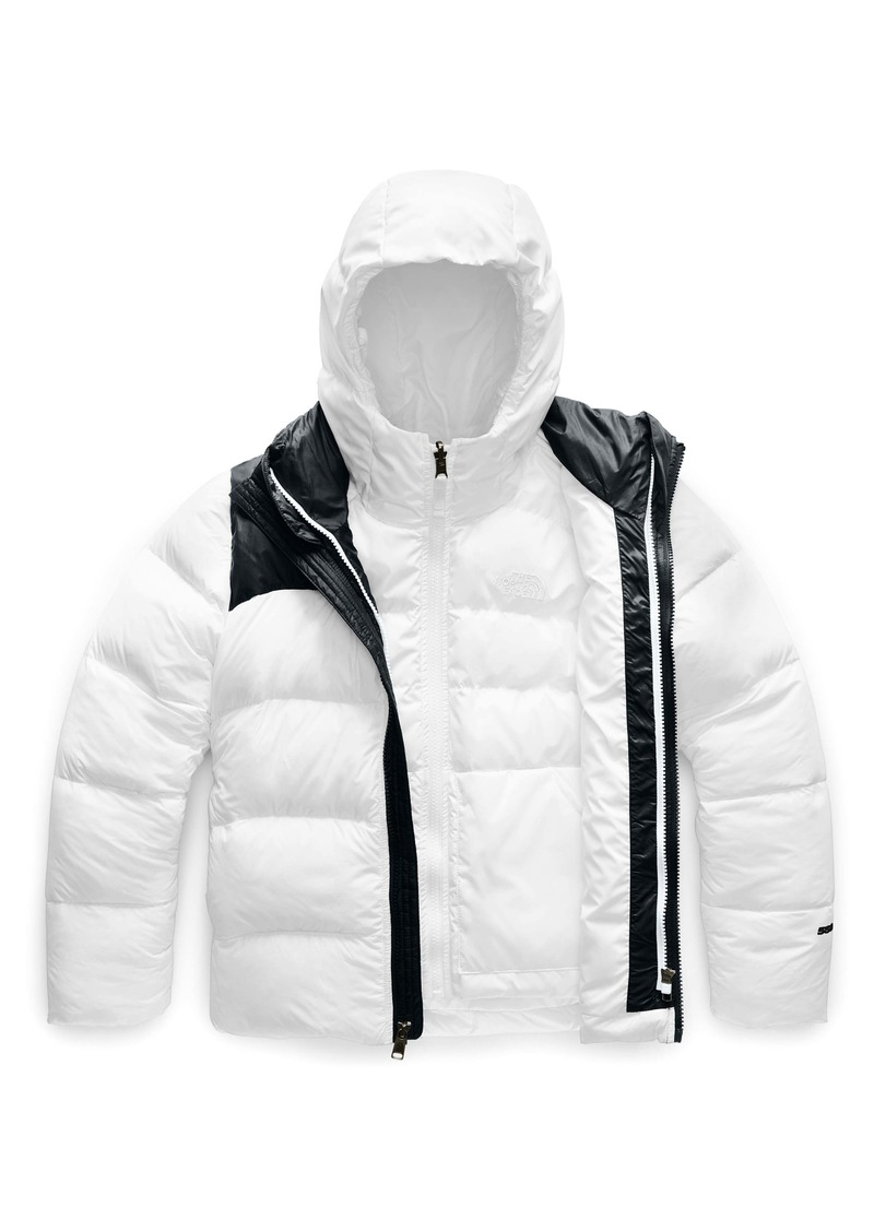 The North Face Double Down TriClimate® 3-in-1 Jacket (Big Girls)