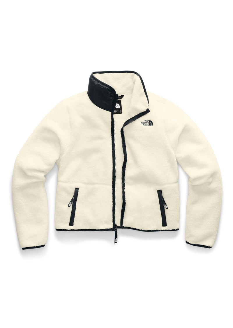 The North Face Dunraven Faux Shearling Jacket