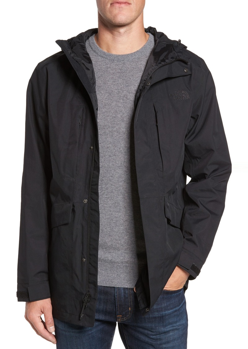 567e3218f El Misti Trench II Hooded Jacket
