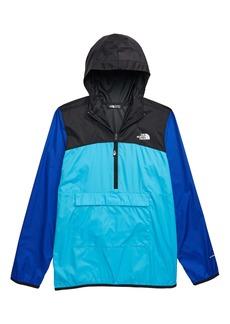 The North Face Fanorak Water Repellent Hooded Windbreaker (Big Boys)