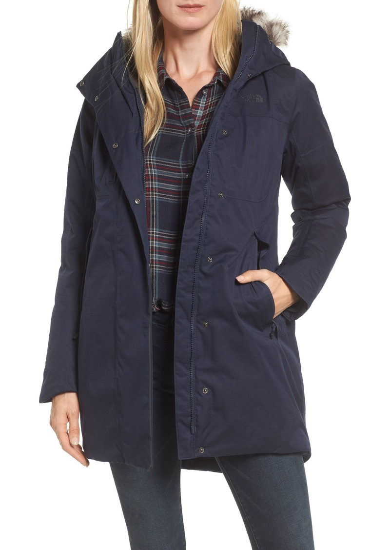 b4fc3fbe0bfe The North Face The North Face Far Northern Waterproof Down Parka ...
