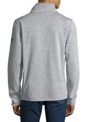 3f69c2d39 The North Face FlashDry Wool-Blend Quarter-Zip Pullover Now $36.00