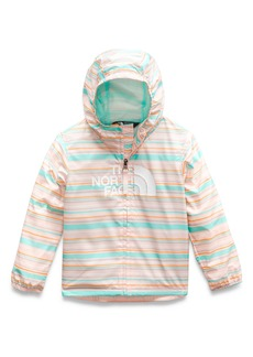 The North Face Flurry Hooded Wind Resistant Jacket (Toddler Girls & Little Girls)