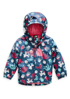 The North Face Flurry Hooded Windbreaker (Baby)
