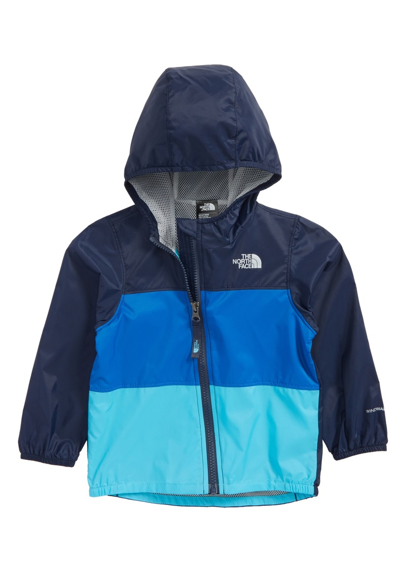 9926273dd58a The North Face The North Face Flurry Hooded Windbreaker (Baby Boys ...