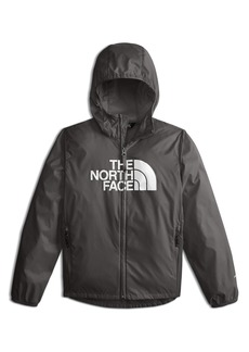 The North Face Flurry Hooded Windbreaker Jacket (Big Boys)