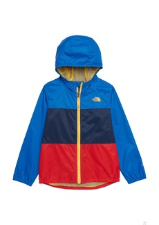 The North Face Flurry Hooded Windbreaker Jacket (Toddler Boys & Little Boys)