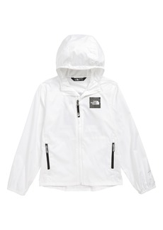 The North Face Flurry Water Repellent Hooded Windbreaker (Big Boys)