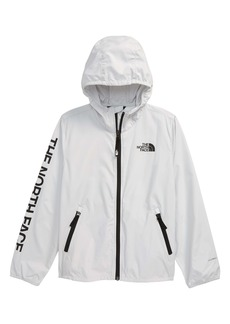The North Face Flurry WindWall® Water Repellent Windbreaker Jacket (Big Boy)