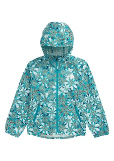 The North Face Flurry WindWall® Water Repellent Windbreaker Jacket (Little Girl & Big Girl)