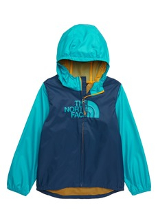 The North Face Flurry WindWall® Water Repellent Windbreaker Jacket (Toddler Boys & Little Boys)
