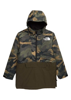 The North Face Freedom Insulated Waterproof & Windproof Hooded Anorak (Big Boy)