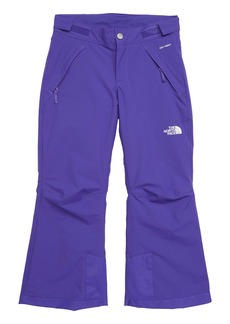 The North Face Freedom Waterproof Heatseeker™ Insulated Snow Pants (Big Girls)